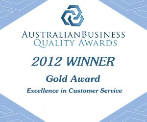 Australian Business Quality Awards Logo
