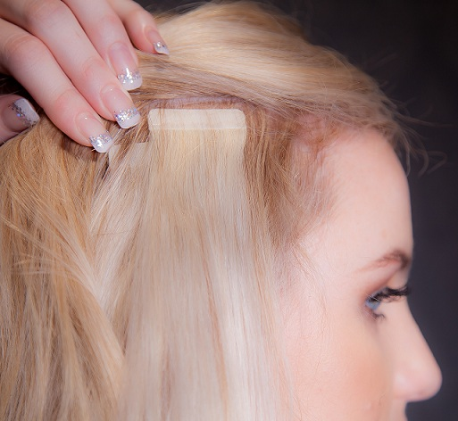 Tape Hair Extensions Aftercare 70