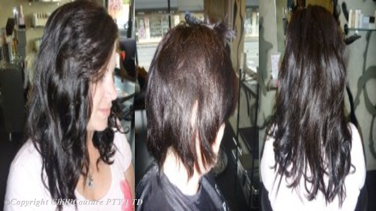 Perth Weave Extensions Triple Weft Hair Extensions