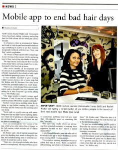 Chilli Couture Mobile App Featured on Western Australian Business News