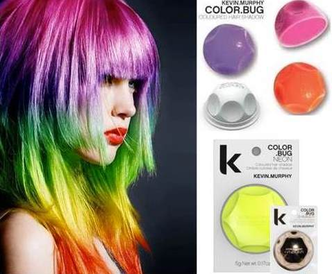 kevin murphys new white colour bug now available - Kevin Murphy Color Bug