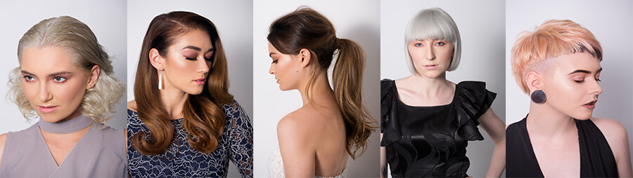 salons in perth offers variety of haircut and stunning natural hair dye colour