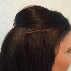 best hairdresser perth perform long hair extensions service