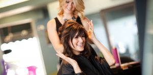 get an updo at the best hair salon perth