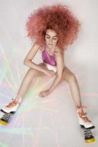 AHFA Awards Chilli Couture Photo Entry - Loud and proud hair styles 80's