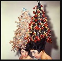 Chilli Couture Christmas Hair
