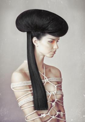 Avant Garde Hairdresser of the Year Rachel Walker image 3