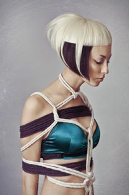 Avant Garde Hairdresser of the Year Rachel Walker image 5
