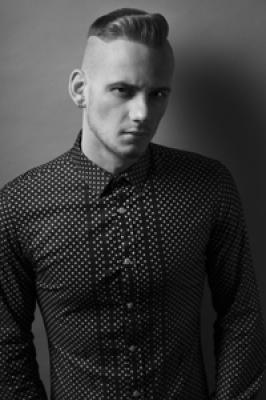 Men's Hairdresser of the Year Tom Jarvis image 6