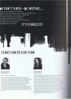 P G industry magazine page 1