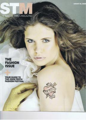 STM magazine 2009 cover