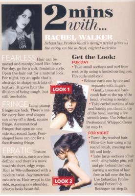 Vouge India page 1